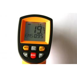 Infrarød termometer -60 +750 grader