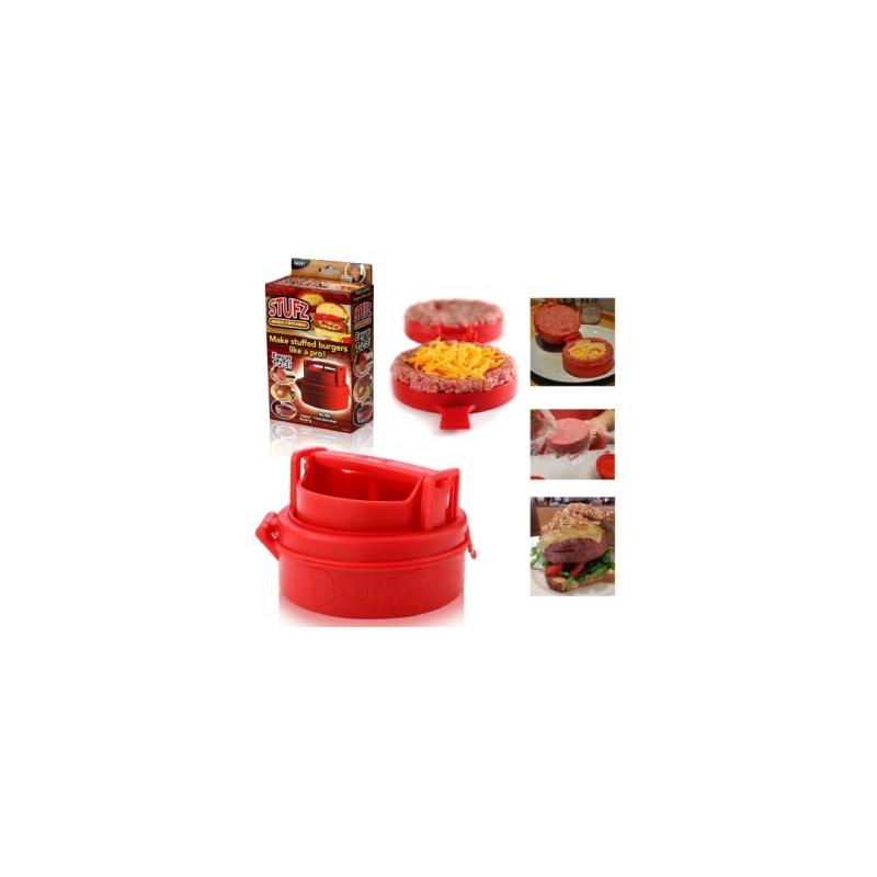 Stufz burgerpresse
