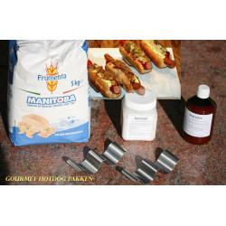 Gourmet hotdog pakken (begrænset tids-tilbud)