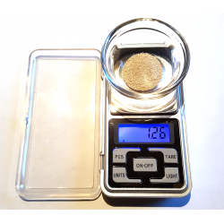 Præcisionsvægt 0,01 - 200 gram
