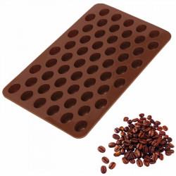 Kaffebønne-form