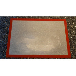 Silicone bagemåtte (bolsjemåtte) 60x40 cm.