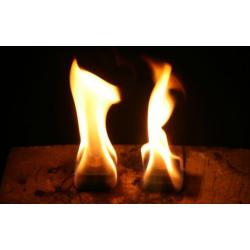 Optændingsblokke (CO2 neutrale og lugtfri)