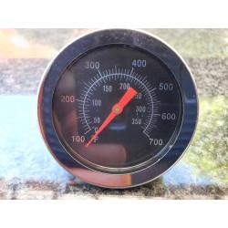 Termometer 0-300 grader celcius