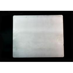 Bagestål 34x40cm.  (8 mm.)