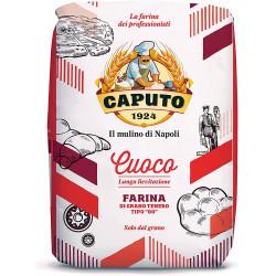 """Rød Caputo """"Cuoco"""" 25 kg. sæk"""